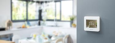 Wiser Home Touch: este dispositivo se conecta al hogar inteligente para centralizar su control en una sola pantalla