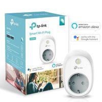 Enchufe inteligente TP-Link HS100, compatible con Google Home y Alexa, por 19,95 euros en MediaMarkt
