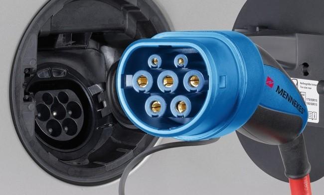 Conector Tipo2 Mennekes