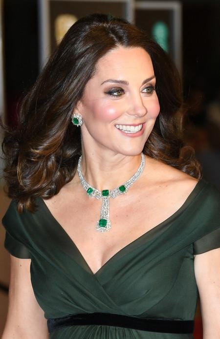 Kate Middleton decepciona en los BAFTA 2018 con el peor look que nos pudiéramos esperar