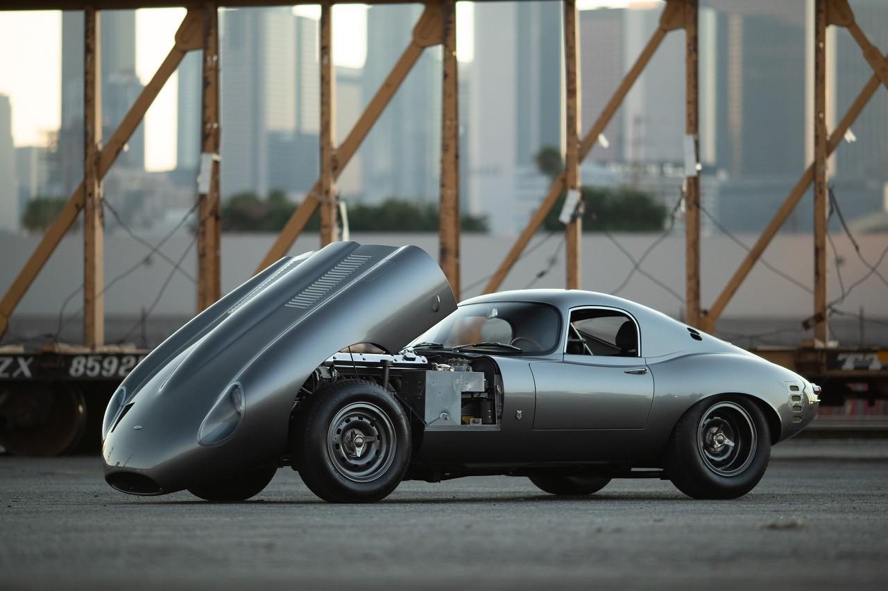"""Foto de Jaguar E-Type Low Drag Coupé """"OWL226"""" (21/21)"""