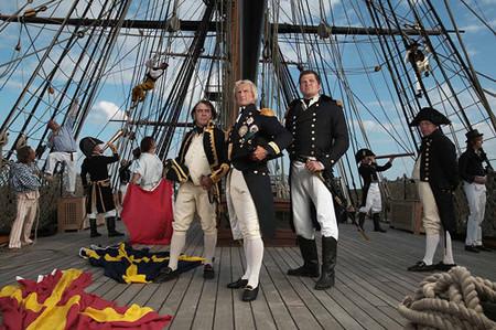 Fotografiando la muerte del Almirante Nelson