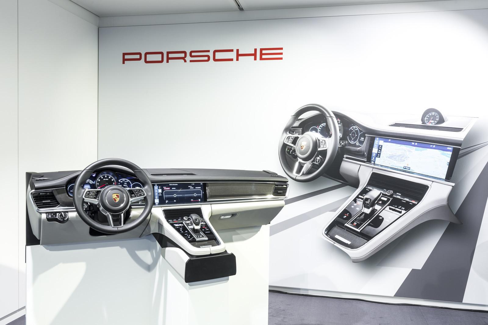 Foto de Porsche Panamera 2017 (119/130)