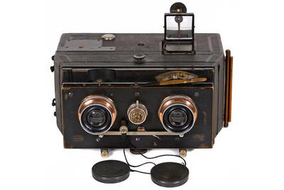 Encuentra un pedazo de la historia en una vieja cámara