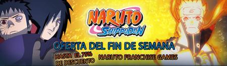 ¡Es hora del combate! Los juegos de Naruto Shippuden están con descuento en Steam