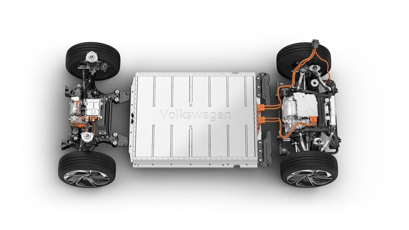 Foto de Volkswagen ID. Space Vizzion Concept (12/32)