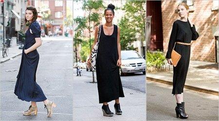 Tendencias verano 2010: los maxi vestidos de estilo minimalista