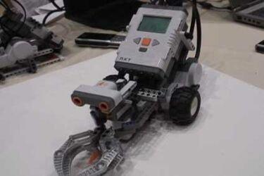 Mindstorm NXT, nueva línea de robots de Lego