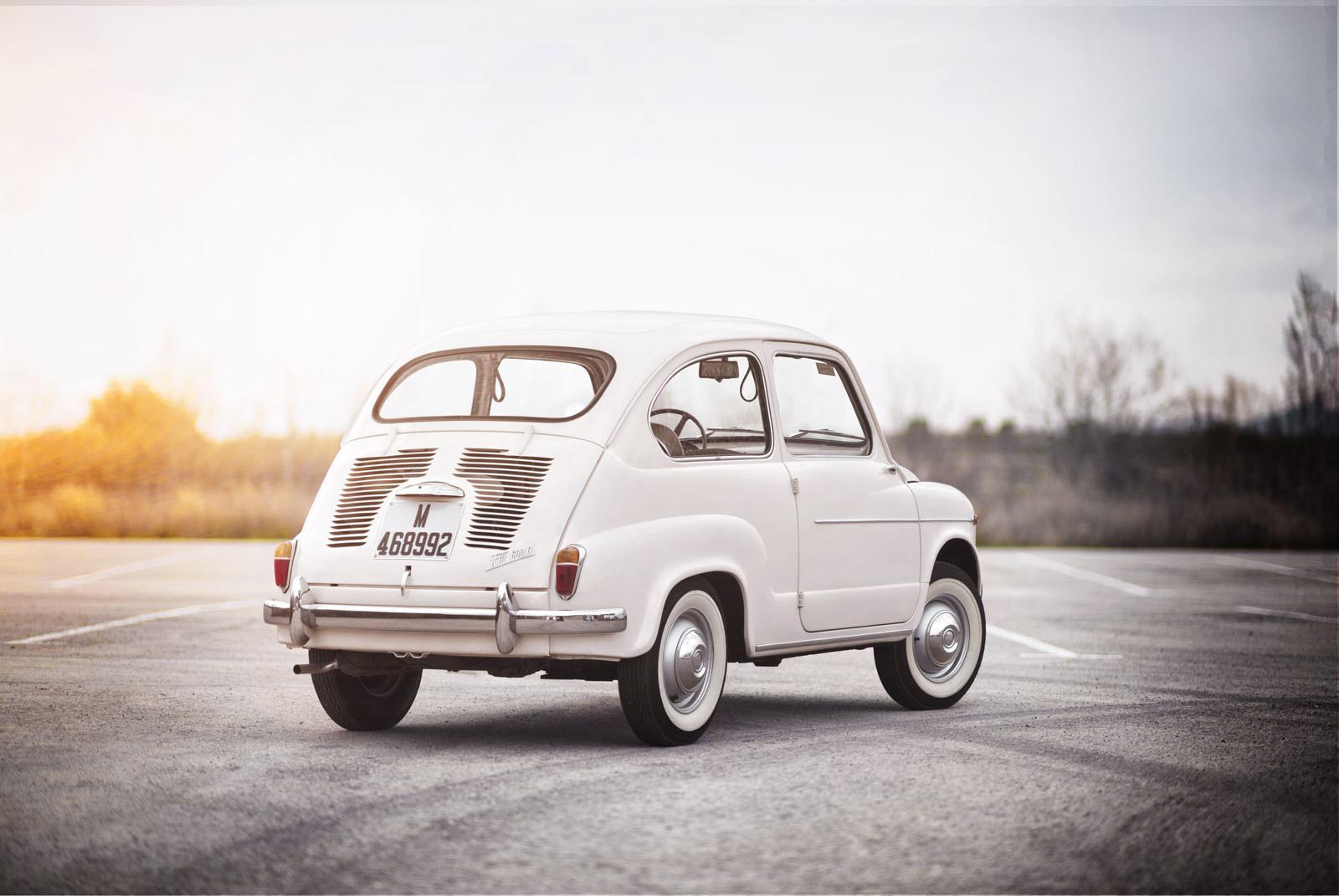 Foto de SEAT 600 (50 Aniversario) (11/64)