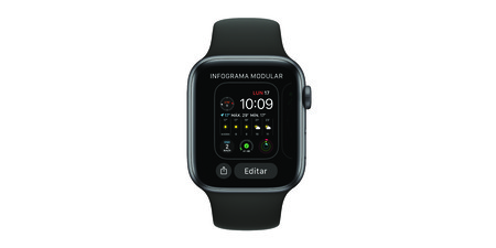 Buddywatch, donde descargar y compartir esferas del Apple Watch