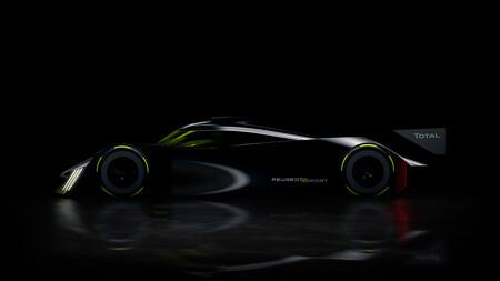 Peugeot Wec 2022 2