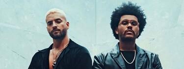 El nuevo remix de Maluma (con The Weeknd) o lo último de C.Tangana nos augura un fin de semana de 10 (y una lista musical perfecta)