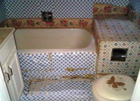 Chapuzas que debes evitar al instalar papel pintado en casa - Poner papel pintado sobre gotele ...