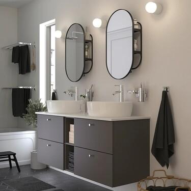 Las novedades de Ikea en espejos con los que verse mejor