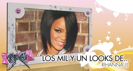 Los mil y un cambios de look de Rihanna (I): Los comienzos