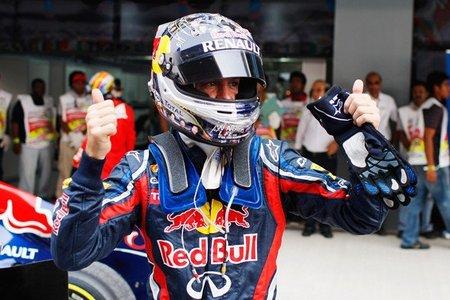 GP de India F1 2011: nueva victoria para Sebastian Vettel que sigue en la carrera por igualar el record de Michael Schumacher