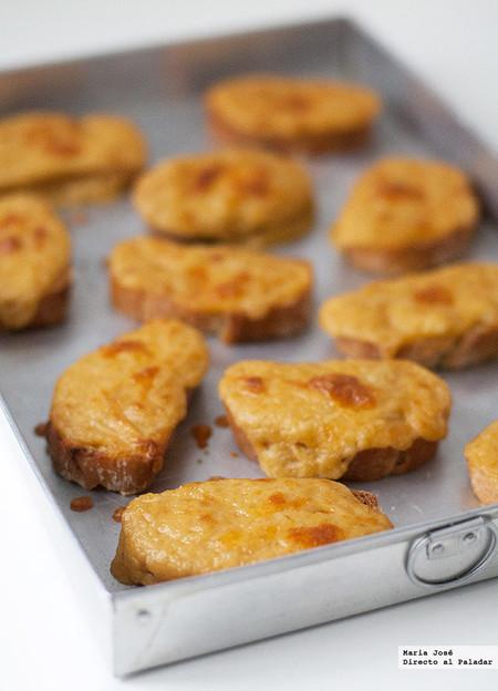 Recetas de tostadas galesas de Gordon Ramsay