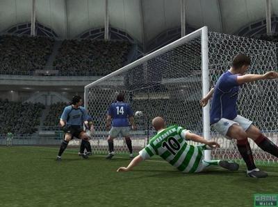Winning Eleven 10, web oficial y capturas del juego