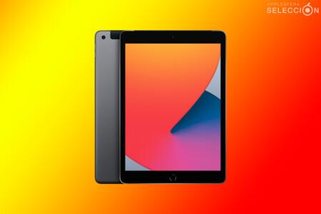 """El iPad (2020) de 10,2"""" es una buena tableta para estudiantes y entretenimiento: en Amazon está a su precio mínimo de 341,10 euros"""