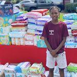 Un niño de 11 años monta un puesto de limonada para conseguir pañales para madres solteras necesitadas: un ejemplo solidario