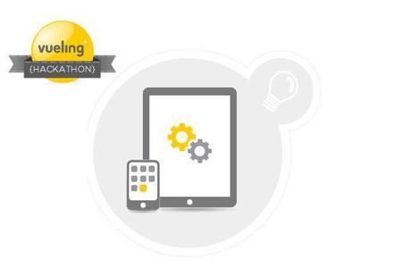 Vueling organiza un hackathon para desarrollar aplicaciones que mejoren la experiencia de volar