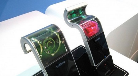 Samsung Bendable Foldable Display Copy