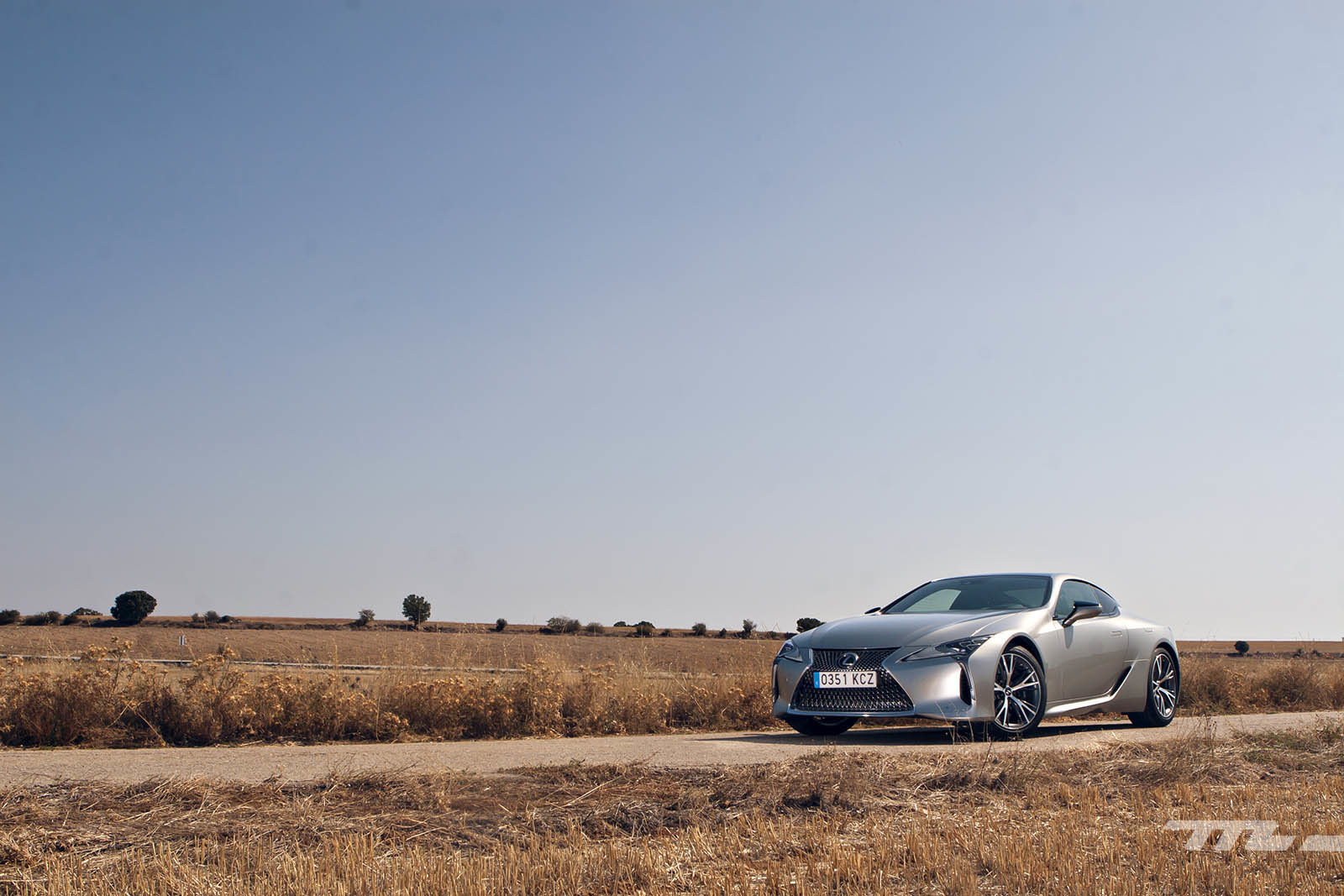 Foto de Lexus LC 500 (14/40)