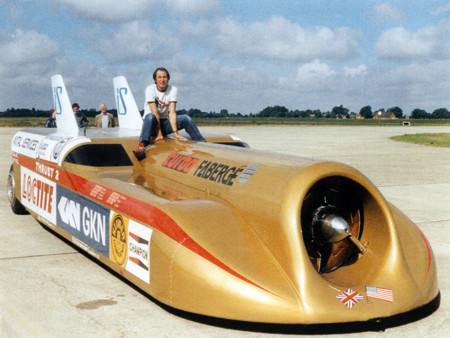 Thrust 2 Land Speed Record Car 2