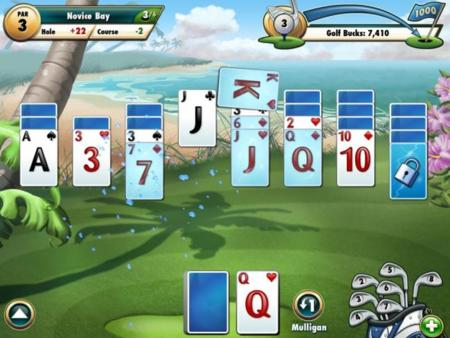 a fondo fairway solitaire 002