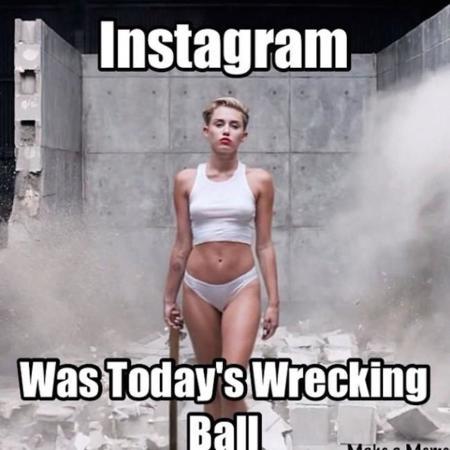 Todos tenemos Spam, y los instagramers lloran su ausencia