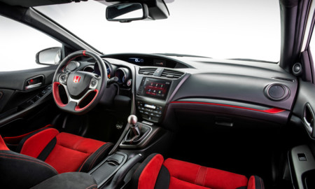 Honda Civic Type R 2015 Interior