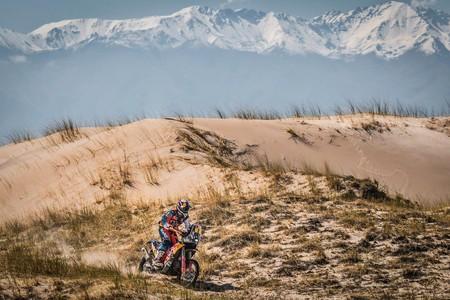 Mathias Walkner Dakar 2018 1