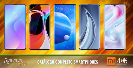 Xiaomi Mi 10 y Mi 10 Pro, así encajan dentro del catálogo completo de móviles Xiaomi en 2020