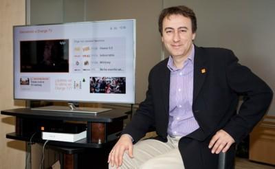 Entrevistamos a José Antonio Guzmán, director de Orange TV