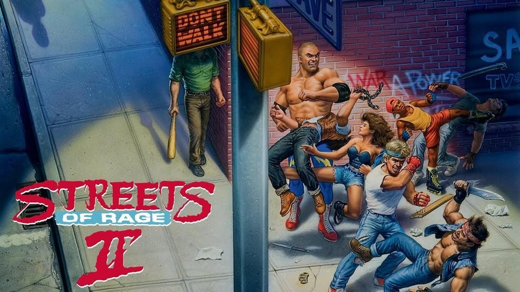 Streets of Rage 2 ya es gratis en iOS y Android: el sello SEGA Forever recupera otro clasicazo
