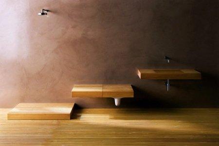 El baño invisible de Rapsel