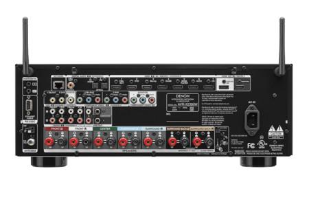 Denon Avr X2300w Back 970x647 C