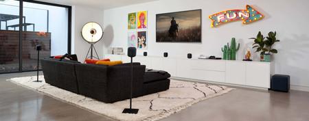 Monitor Audio estrena conjunto de altavoces para cine en casa con los nuevos MASS Surround Sound