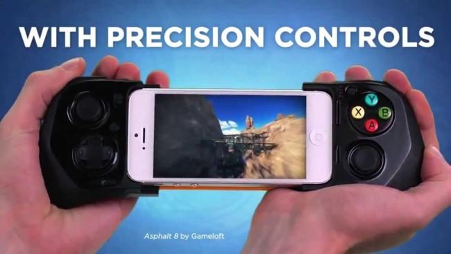 Moga Ace Power, anuncio y precio del nuevo gamepad MFi compatible con iOS 7