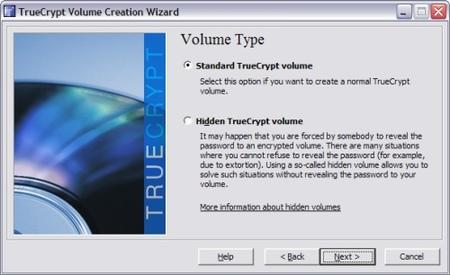 TrueCrypt ocultos