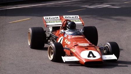Ickx Ferrari F1