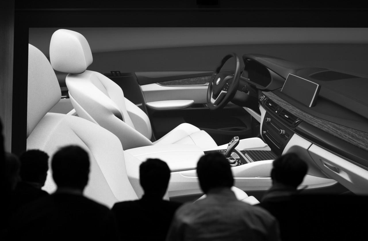 Foto de BMW X6 2014 (18/96)