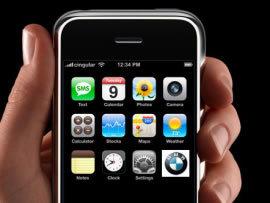 BMW ya piensa en el iPhone para sus coches