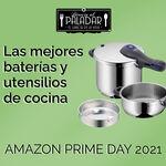 Amazon Prime Day 2021: las mejores ofertas (actualizadas) en baterías, vajilla, menaje y utensilios de cocina