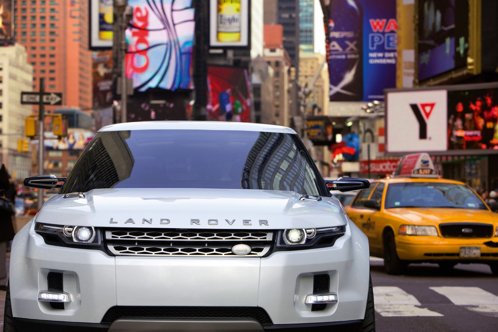 Foto de Land Rover LRX Concept (35/49)