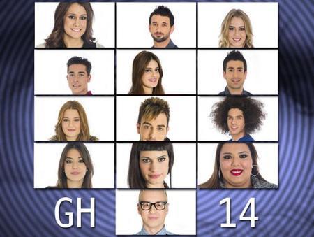 gh14 concursantes