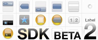 Beta 2 del SDK del iPhone