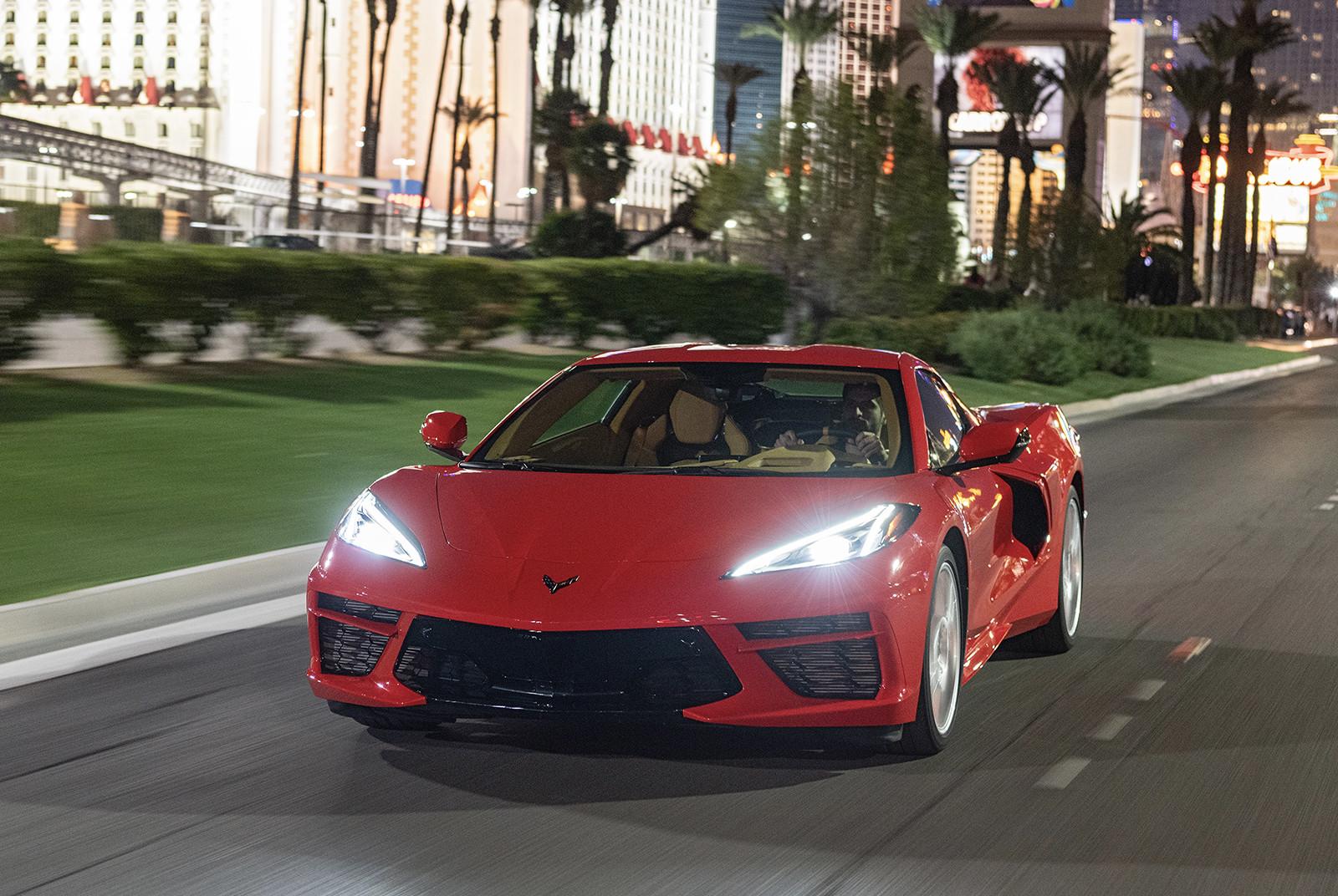 Foto de Chevrolet Corvette 2020 (prueba) (34/73)