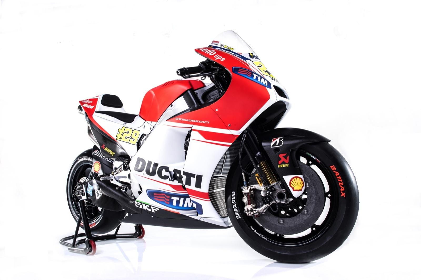 Foto de Galería Ducati Desmosedici GP15 (30/63)