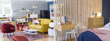 Habitat se centra en las soluciones para espacios pequeños en su colección de otoño